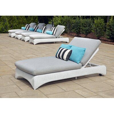 Superb Double Chaise Lounge Product Photo