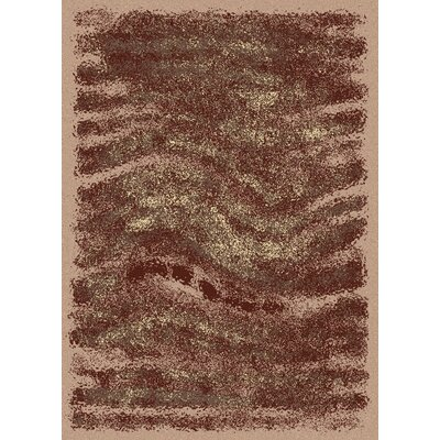 Duster Hill Brown/Beige Area Rug Rug Size: 8 x 10