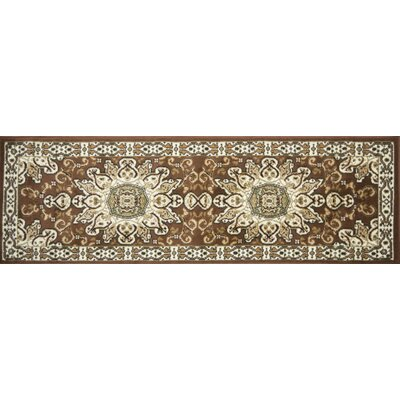 Steuben Brown/Beige Indoor Area Rug