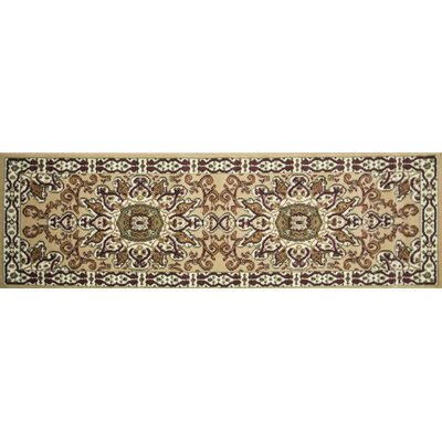 Steuben Runner Gold Indoor Area Rug