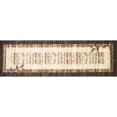 Wilda Brown Indoor Area Rug