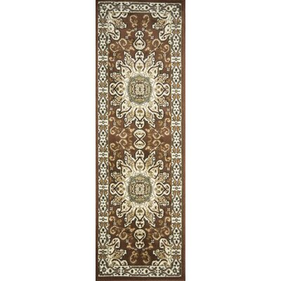 Ritual Brown/Beige Area Rug