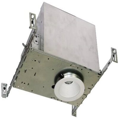 New Construction Airtight IC Line Mini Compact Recessed Housing