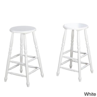 29 Bar Stool Finish: White