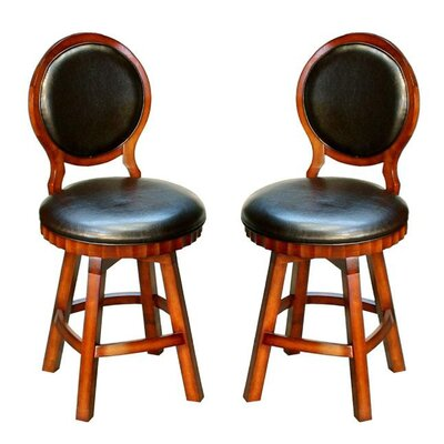 Carolina 26 Swivel Bar Stools