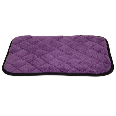 Quilted Cat Mat Color: Orchid