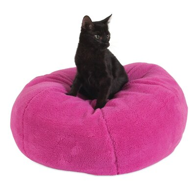Dumpling Cat Bed Color: Pink