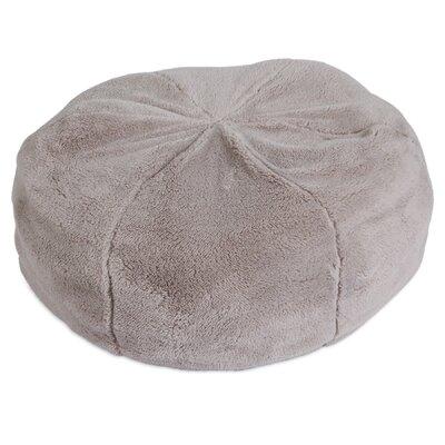 Dumpling Cat Bed Color: Gray