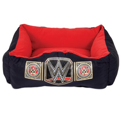 Championship Bolster Dog Bed