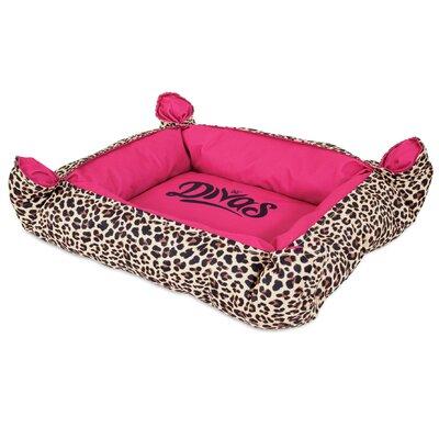 Divas Pinch Corner Bolster Dog Bed