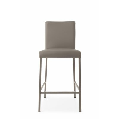 Garda Bar Stool Finish: Ekos Optic White