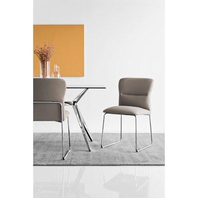 Frida Upholstered Side Chair Upholstery: Skuba Taupe