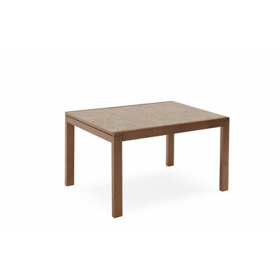 New Smart Extendable Dining Table Finish: Nougat