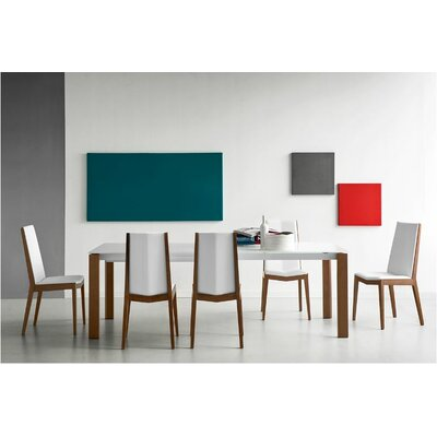 Eminence Wooden Legs Extendable Dining Table