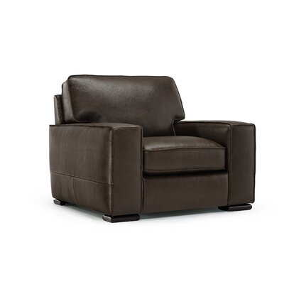 Vincenzo Leather Armchair