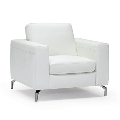Fabio Leather Armchair