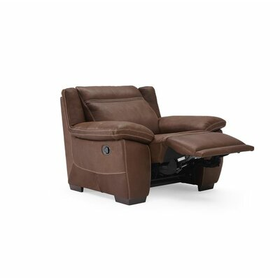 Sandro Leather Power Wall Hugger Recliner