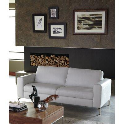 Fabio Leather Sofa