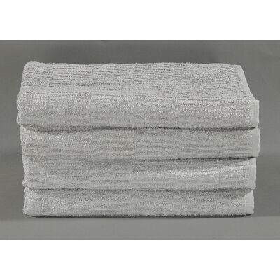 Cotton Bath Towel Color: Gray