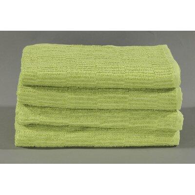 Cotton Bath Towel Color: Green