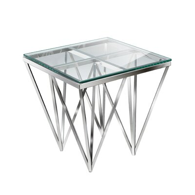 Scettrini Modern Living Room End Table