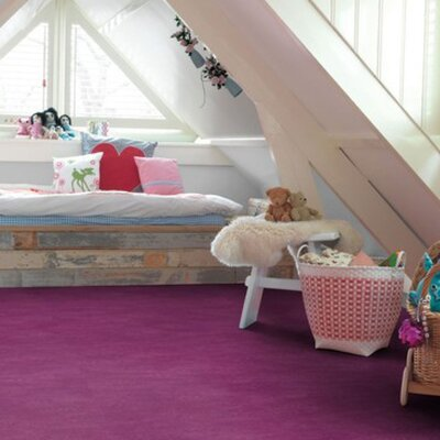 Marmoleum Click Cinch Loc 11.81 x 35.43 x 9.9mm Cork Laminate in Purple