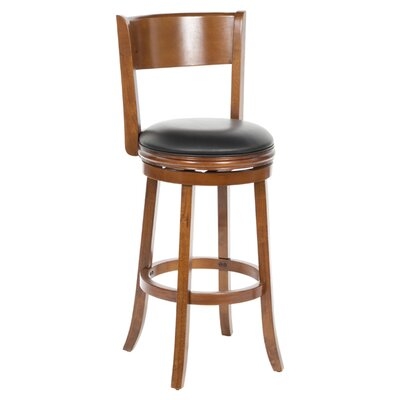 Shiloh 29 Swivel Bar Stool with Cushion
