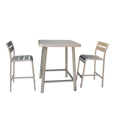 Brava Bar Height Dining Set picture
