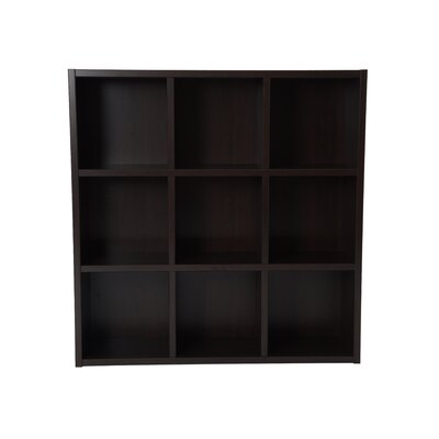Techny Tobey 47 Cube Unit Bookcase Finish: Espresso