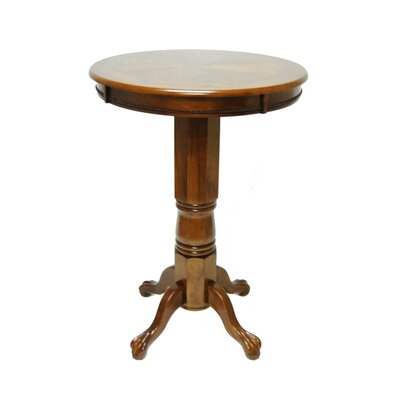 Rent Florence Pedestal Pub Table in Waln...