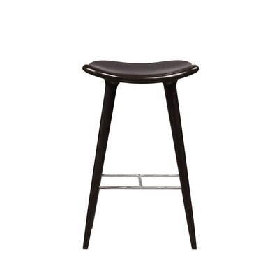 Cecil 29 Bar Stool Color: Brown