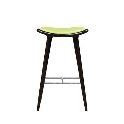 Cecil 29 Bar Stool Color: Green
