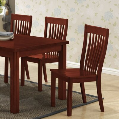 Bad credit financing Grantsville Side Chair (Set of 2) F...