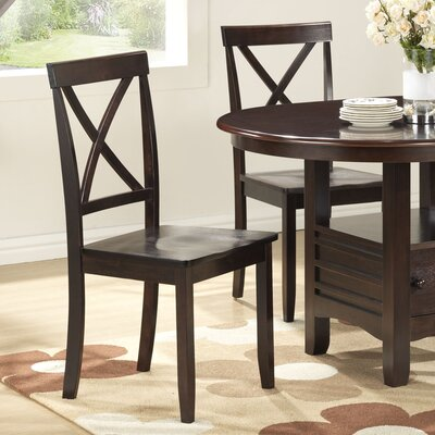 Rent to own Madison Side Chair (Set of 2) Finis...