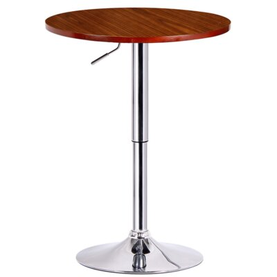 Runda Adjustable Height Pub Table