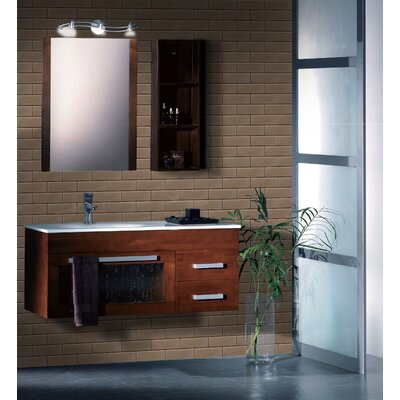 Premium Series Individual 4 x 12 Glass Subway Tile in Beige