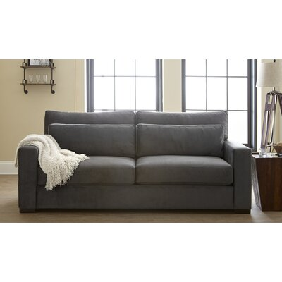 Harrison Sofa Upholstery: Gray