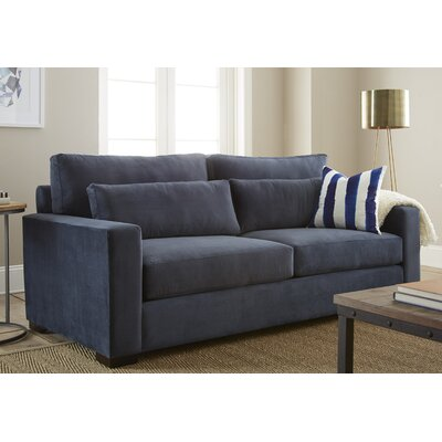 Harrison Sofa Upholstery: Blue