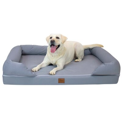 Lounge Dog Bolster Size: Extra Large (42.5