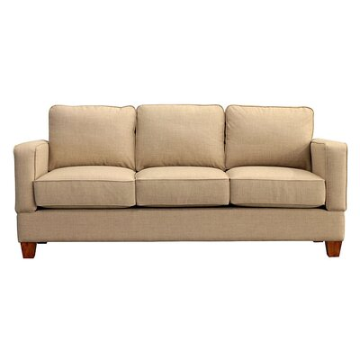 Raleigh Sofa Upholstery: Buff