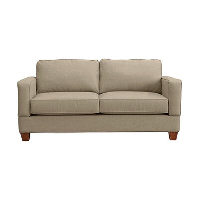Raleigh Loveseat Upholstery: Dove