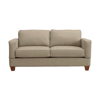 Raleigh Loveseat Upholstery: Dove