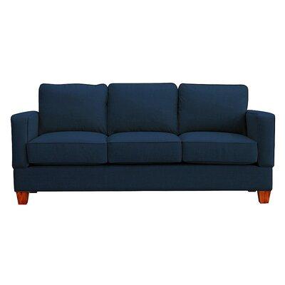 Raleigh Sofa Upholstery: Indigo
