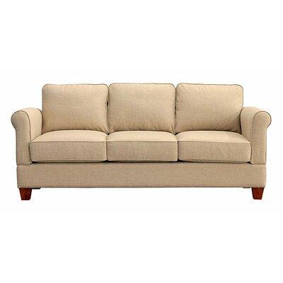 Georgetown Sofa Upholstery: Buff