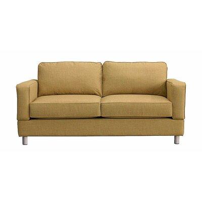 Raleigh Loveseat Upholstery: Oat
