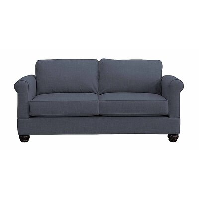 Georgetown Loveseat Upholstery: Denim