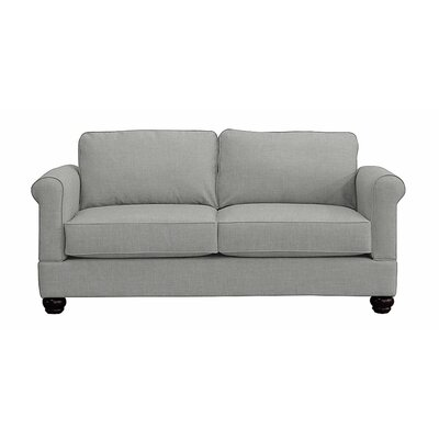 Georgetown Loveseat Upholstery: Moon