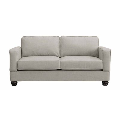 Raleigh Loveseat Upholstery: Moon