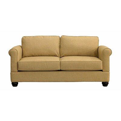 Georgetown Loveseat Upholstery: Oat