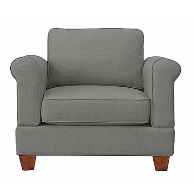 Georgetown Chair and a Half Upholstery: Dove